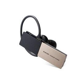 エレコム ELECOM Bluetoothヘッドセット/HS30シリーズ/Type-C端子/ゴールド LBT-HSC20MPGD[LBTHSC20MPGD]