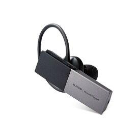エレコム ELECOM Bluetoothヘッドセット/HS30シリーズ/Type-C端子/シルバー LBT-HSC20MPSV[LBTHSC20MPSV]