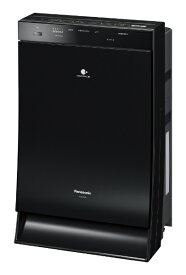 パナソニック Panasonic F-VC70XS-K 加湿空気清浄機 ブラック [適用畳数:31畳 /最大適用畳数(加湿):19畳 /PM2.5対応][空気清浄機 加湿器 ナノイー FVC70XSK]