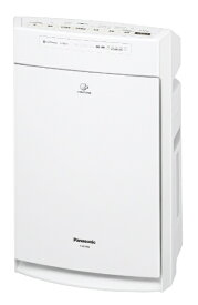 パナソニック Panasonic F-VC55XS-W 加湿空気清浄機 ホワイト [適用畳数:25畳 /最大適用畳数(加湿):14畳 /PM2.5対応][FVC55XSW]