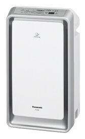 パナソニック Panasonic F-VXS40-S 加湿空気清浄機 シルバー [適用畳数:18畳 /最大適用畳数(加湿):10畳 /PM2.5対応][加湿器 空気清浄機 花粉 ナノイー FVXS40S]