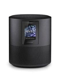 BOSE ボーズ スマートスピーカー Bose Home Speaker 500 Triple Black [Bluetooth対応 /Wi-Fi対応][ボーズ スマートスピーカー][HOMESPEAKER500BLK]