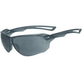 トラスコ中山 二眼型セーフティグラス スポーツタイプ レンズグレー TSG108GY