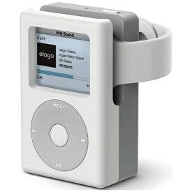 ELAGO エラゴ elago W6 Stand for Apple Watch White EL_WCASTSCW6_WH