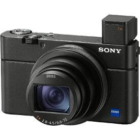 ソニー SONY DSC-RX100M7 コンパクトデジタルカメラ Cyber-shot(サイバーショット)[DSCRX100M7 コンデジ デジカメ カメラ]