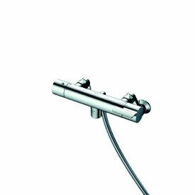 TOTO トートー 壁付サーモ付混合水栓コンフォートウェーブシリンダー形メタル TBV03413J