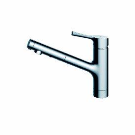 TOTO トートー 寒冷地用 台付シングル混合水栓ハンドシャワー・吐水切替タイプ TKS05305Z