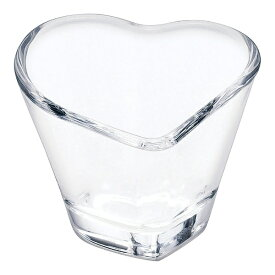 東洋佐々木ガラス TOYO-SASAKI GLASS 花かざり ハートカップ(6ヶ入) P-20302 <RHN8801>[RHN8801]