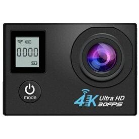 RM RM-2935BK アクションカメラ ブラック [4K対応 /防水][RM2935BK]