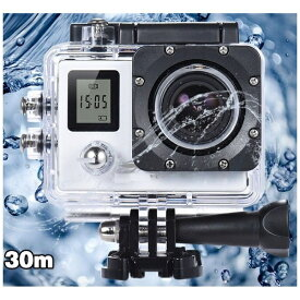 RM RM-2960SV アクションカメラ シルバー [4K対応 /防水][RM2960SV]