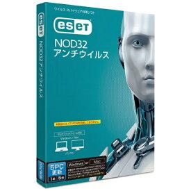 キヤノンITソリューションズ Canon IT Solutions ESET NOD32アンチウイルス 5PC更新[セキュリティソフト CMJND12052]