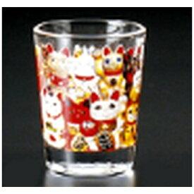 京都繊維 No.SG-06 ショットグラス バラエティ猫