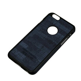 JESTTAX iPhone6/6s (4.7) 木目調ハードケース IPC-64BL ブルー