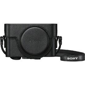 ソニー SONY ジャケットケース(ブラック) LCJ-RXK