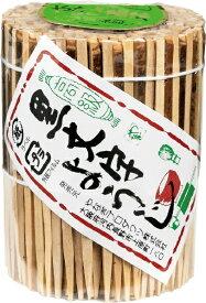 やなぎプロダクツ 黒文字楊枝6cm手作り セロ巻 BB-010