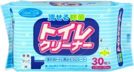 ダイワ物産 Daiwa Bussan 除菌トイレクリーナー30P 63594【rb_pcp】
