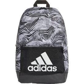 アディダス adidas リュックサック クラシックロゴバックパック AOP(16cm×28cm×46cm/22.5L/ブラック×ホワイト)FYO28 DZ8280