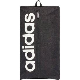 アディダス adidas シューズケース リニアシューズバッグ(37×20×10cm/ブラック)FSX08 DT4820