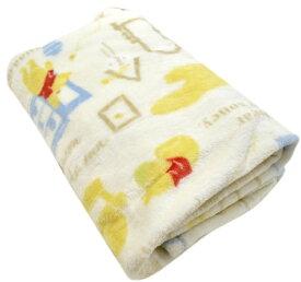 MORI PILO (モリピロ) Disney 洗える 敷きパッド【ノルディックプー】 100×205cm シングルサイズ [100×205]