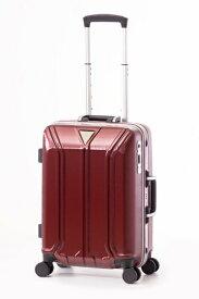 A.L.I アジア・ラゲージ スーツケース ハードキャリー 35L イケかる ワインレッド ALI-1031-18S [TSAロック搭載]