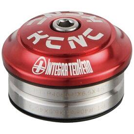 KCNC ケーシーエヌシー ヘッドセット オメガS1 1-1/8 インテグラル レッド 502112