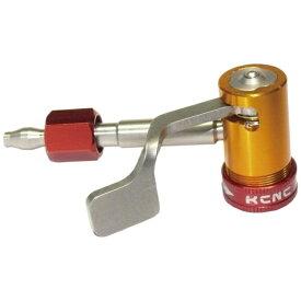 KCNC ケーシーエヌシー ポンプパーツ フレンチコネクター フロア ゴールド 046990