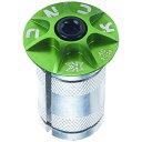 KCNC ケーシーエヌシー ヘッドセットパーツ アヘッドセットキャップ OS グリーン 506106