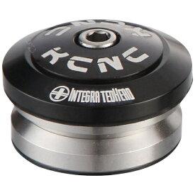 KCNC ケーシーエヌシー ヘッドセット オメガS2 1-1/8 インテグラル ブラック 502151
