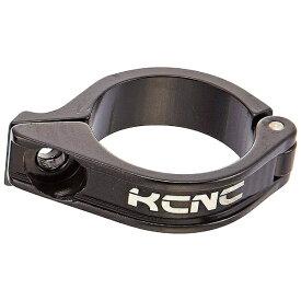 KCNC ケーシーエヌシー ディレーラーパーツ ディレーラークランプ 34.9mm ブラック 653071