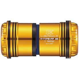 KCNC ケーシーエヌシー BBセット ロード/MTB BB ロード68mm / MTB68-73mm スラム PF30 ゴールド 263461