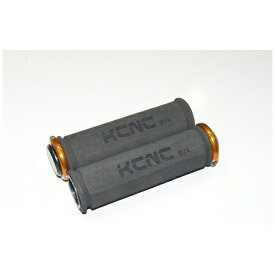 KCNC ケーシーエヌシー グリップ EVA ロックオン グリップ+ゴールド ロックリング 441102