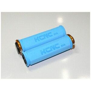 KCNC ケーシーエヌシー グリップ EVA ロックオン グリップ+ゴールド ロックリング 441108