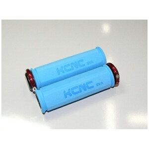 KCNC ケーシーエヌシー グリップ EVA ロックオン グリップ+レッド ロックリング 441110