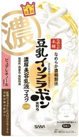 常盤薬品 TOKIWA Pharmaceutical SANA(サナ) なめらか本舗 リンクルジェル乳液マスク