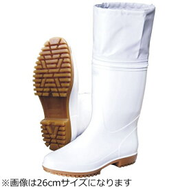 弘進ゴム KOHSHIN RUBBER 弘進 ゾナ G5 カバー付白長靴 28cm <SNG4210>[SNG4210]