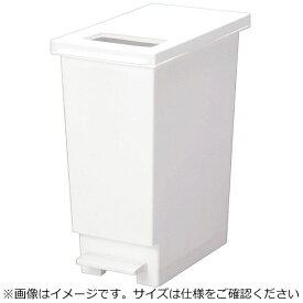 新輝合成 SHINKIGOSEI ユニード プッシュ&ペダル(蓋付) 30S ホワイト <KNC0109>[KNC0109]