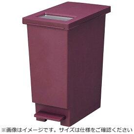 新輝合成 SHINKIGOSEI ユニード プッシュ&ペダル(蓋付) 30S ワインレッド <KNC0111>[KNC0111]