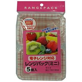 ダイワ物産 Daiwa Bussan レンジパックミニ 8組 60974[60974]