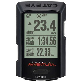 キャットアイ CATEYE GPSサイクロコンピュータ AVVENTURA アベントゥーラ CC-GPS200