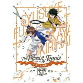 バンダイビジュアル BANDAI VISUAL テニスの王子様 BEST GAMES!! 不二 vs 切原【ブルーレイ】