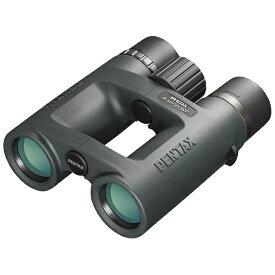 ペンタックス PENTAX 9倍双眼鏡「Aシリーズ」AD 9×32 WP(グリーン)[AD9X32WP]