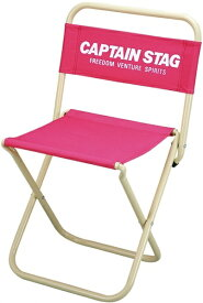 キャプテンスタッグ CAPTAIN STAG パレット レジャーチェア 大 type2 (ピンク) UC-1603