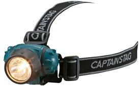 キャプテンスタッグ CAPTAIN STAG NEWフォグ 3LED+1Xenonヘッドライト UK-4021