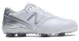 ニューバランス New Balance 22.5cm レディース ゴルフシューズ WG996((ホワイト×シルバー/2E)