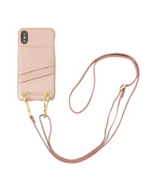 IPHORIA アイフォリア Strap Slot Rose Stay With Me for iPhone X/XS ストラップスロットローズステイウィズミー 16153