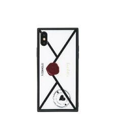 IPHORIA アイフォリア Hide Away Letter White for iPhone X/XS ハイドアウェイレターホワイト 16341