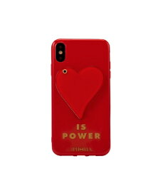 IPHORIA アイフォリア Pink Heart is Power for iPhone XS Max ピンクハートイズパワー 16453