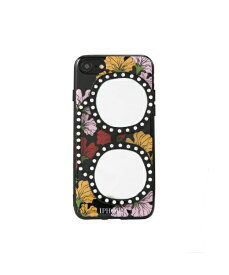 IPHORIA アイフォリア Floral Love With Glasses for iPhone SE(第2世代)/7/8 対応 フローラルラヴウィズグラッシーズ 16233