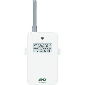 A&D エー・アンド・デイ A&D マルチチャンネルワイヤレス環境温湿度計 子機 AD−5664−01 AD5664-01[AD566401]