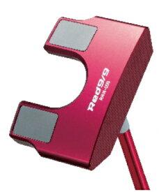 キャスコ パター Red9/9 RNM-003 34インチ【男女兼用・ネオマレットタイプ】
